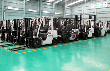Forklifts & Aerial Access Equipment for Sale in Leesport, PA