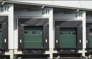 Warehouse Door Repair